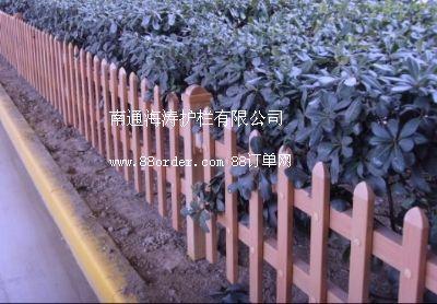树根仿木栏杆