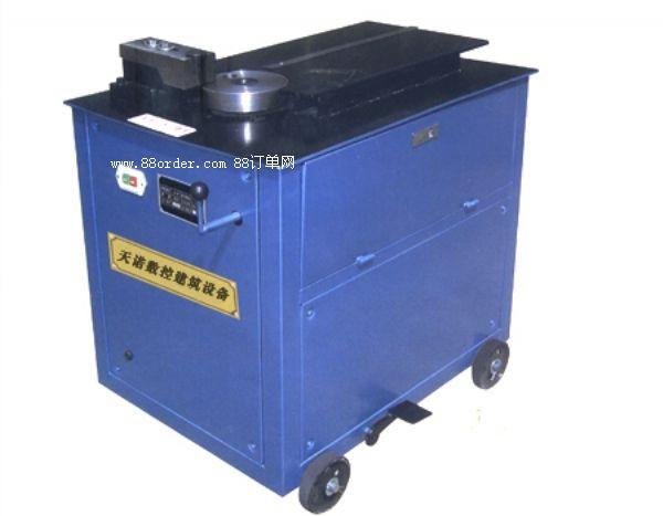gw-20型液压钢筋弯箍机-南皮县天诺数控建筑设备厂