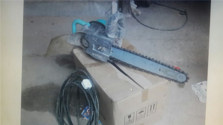 电动金刚石链条锯 zgs-450电动金刚石链锯