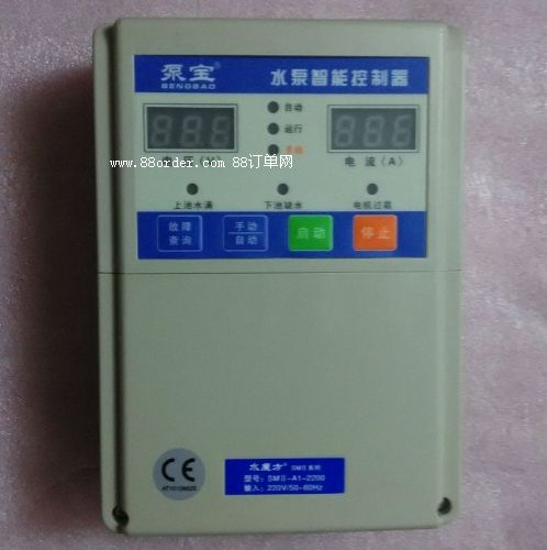 水泵全自动智能控制器-88订单网
