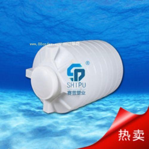 厂家供应300l家用聚乙圆柱形水箱储水桶-重庆市赛普