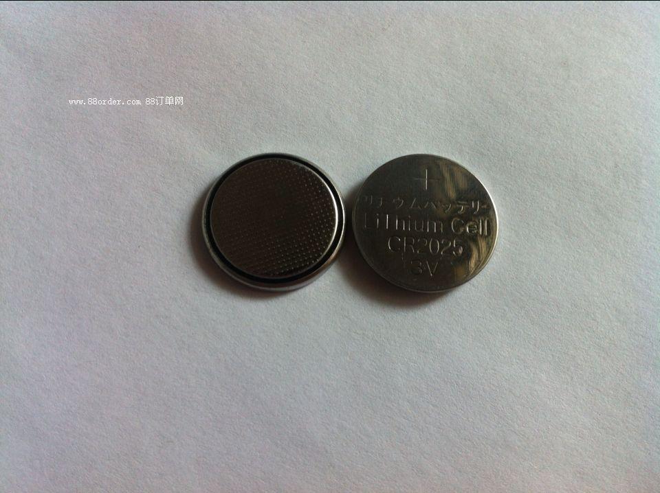 cr 2025 3v纽扣电池