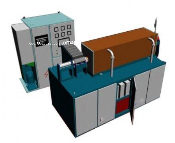 加热速度快、生产效率高、氧化脱炭少、节省材料与锻模成本 由于中 频感应加热的原理为电磁感应,其热量在工件内自身产生,普通工人用中频电炉上班后十分钟即可进行锻造任务的连续工作,不需烧炉专业工人提前进行烧炉和封炉 工作。不必担心由于停电或设备故障引起的煤炉已加热坯料的浪费现象。由于该加热方式升温速度快,所以氧化极少,每吨锻件和烧煤炉相比至少节约钢材原材料 20-50千克,其材料利用率可达95%。由于该加热方式加热均匀,芯表温差极小,所以在锻造方面还大大的增加了锻模的寿命,锻件表面的粗糙度也小于 50um。 工