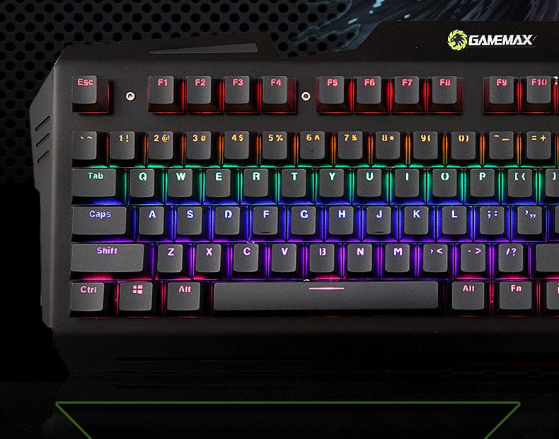 战地动漫专业生产机械键盘网吧游戏电竞专用